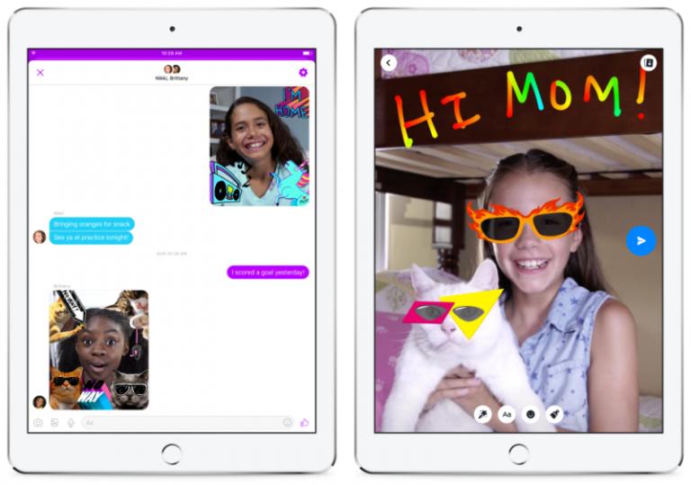 Facebook ahora va por usuarios infantiles, lanza app de