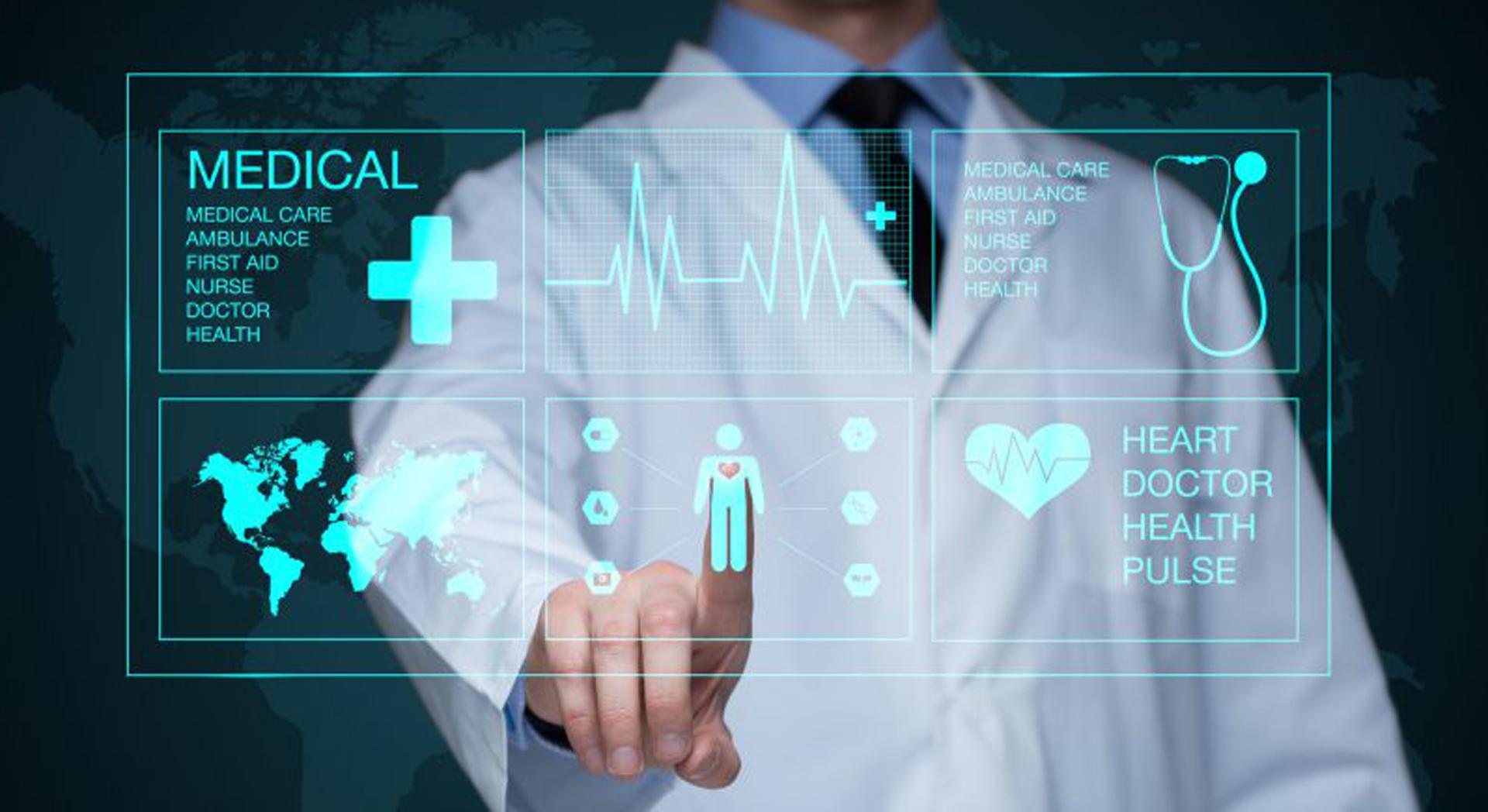 La inteligencia artificial brinda herramientas para mejorar el cuidado de la salud.