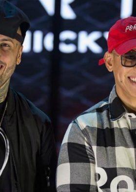 Daddy Yankee y Nicky Jam vuelven a grabar juntos luego de 14 años