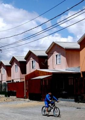Subsidios habitacionales