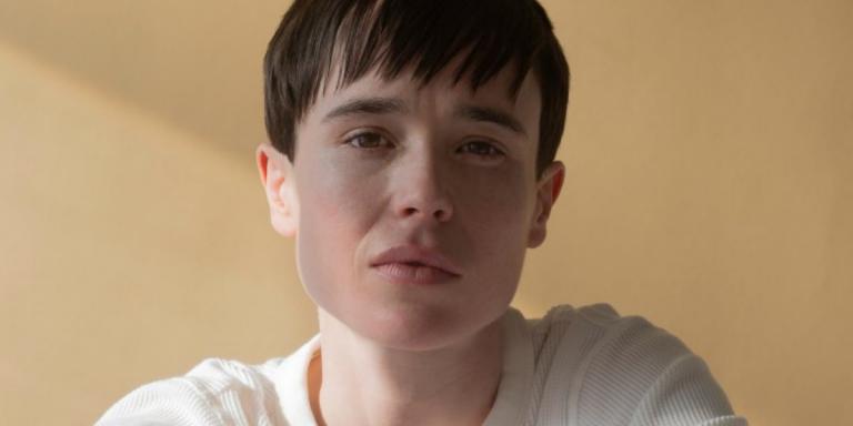 Elliot Page Da Primera Entrevista Despues De Declararse Transgenero