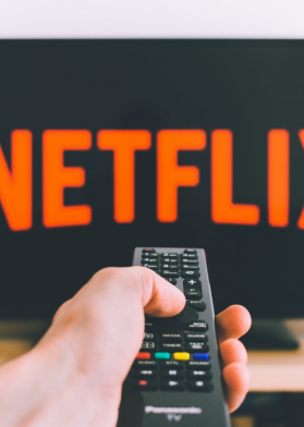 Netflix En Pexels