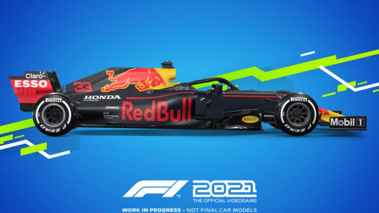 F1 2021 FESTIGAME