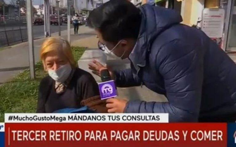María pensión