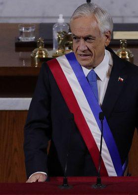Presidente Piñera Matrimonio Igualitario