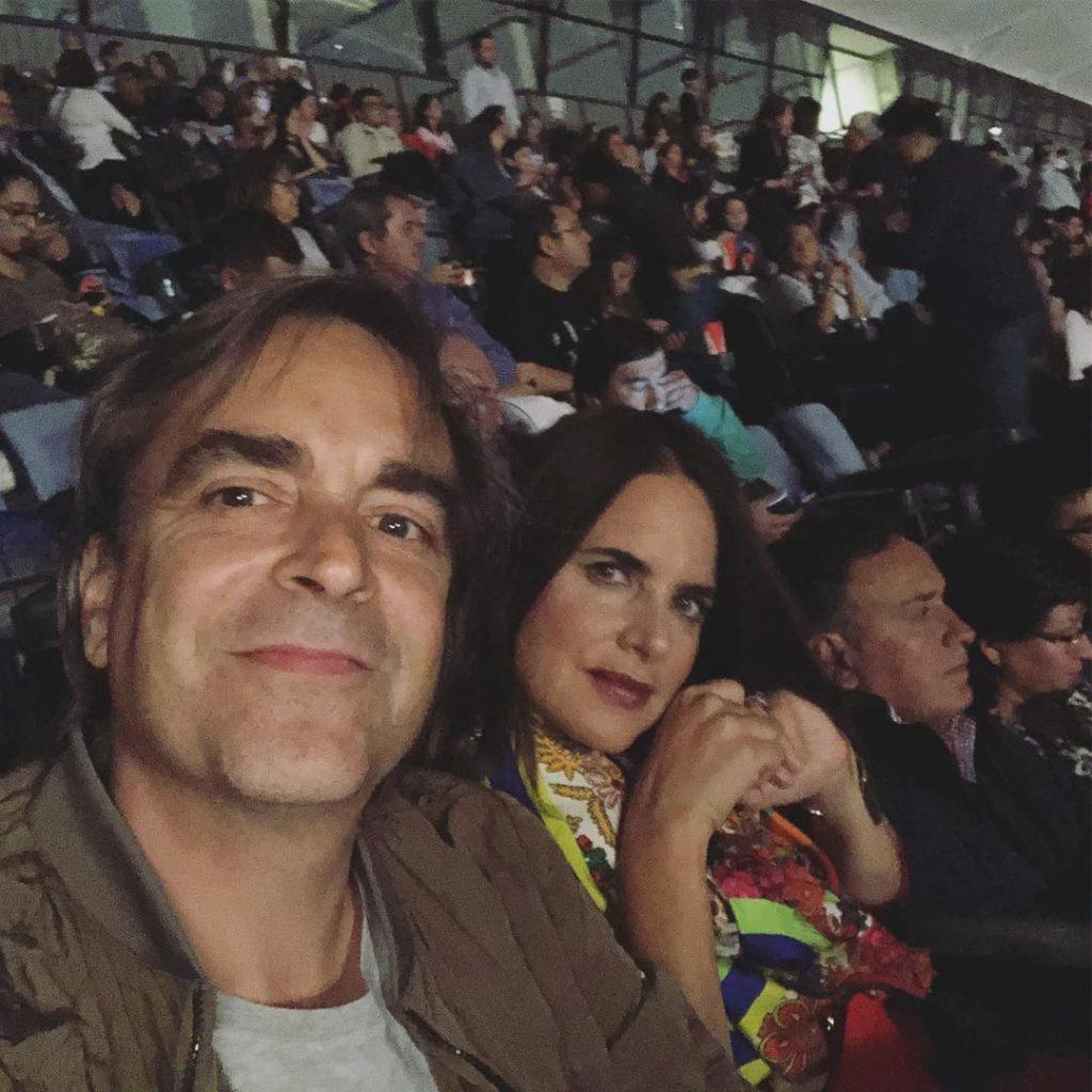 Captura Instagram - Luciano Cruz-Coke y su esposa, Javiera García-Huidobro