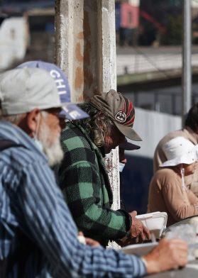 Pobreza Chile