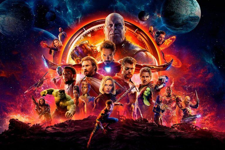 Avengers Infinity War Canal 13