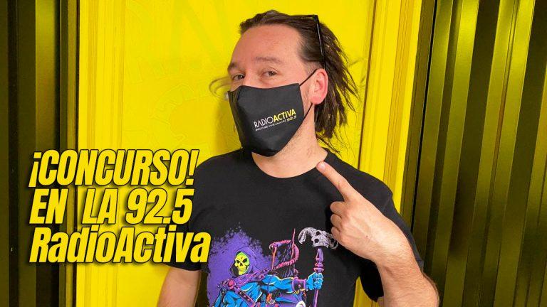 CONCURSO mascarillas Radio Activa