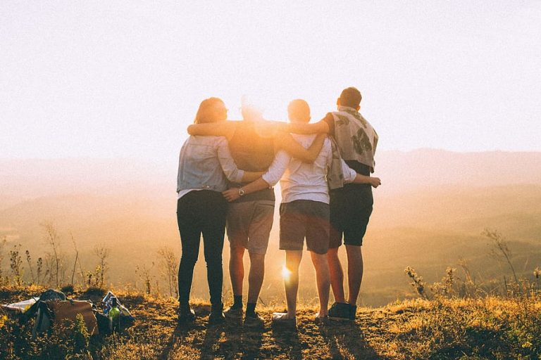 Día De Amigo Tipos De Amigo