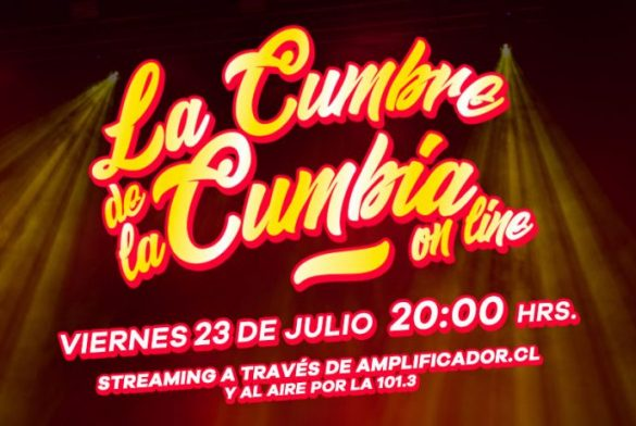 La Cumbre De La Cumbia Online 2021