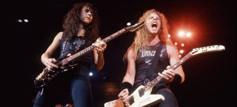 Metallica Slayer Pantera