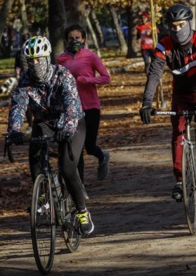 ¿Bueno para la bicicleta? Estas son algunas rutas que puede tomar en la Región Metropolitana