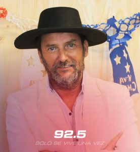 """Cuestionario Dieciochero de Radio Activa: Daniel """"Huevo"""" Fuenzalida"""