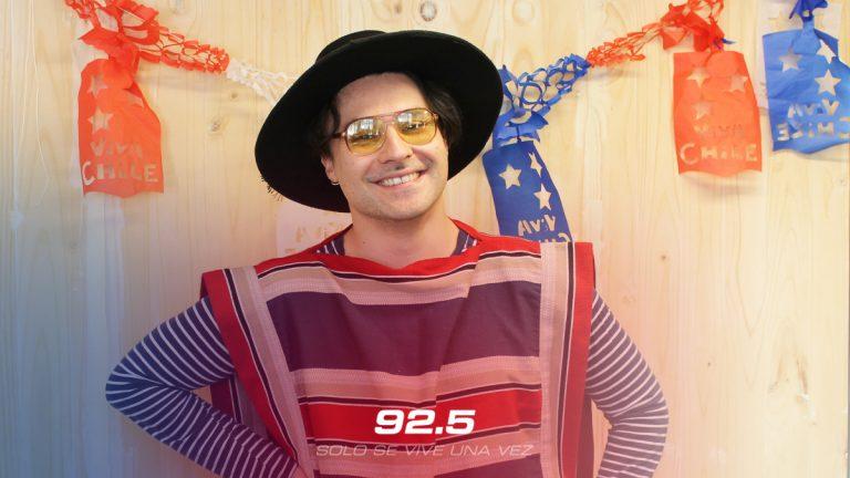 Cuestionario Dieciochero de Radio Activa: José Luis Godoy
