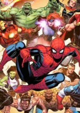 Los Vengadores Spiderman (1)