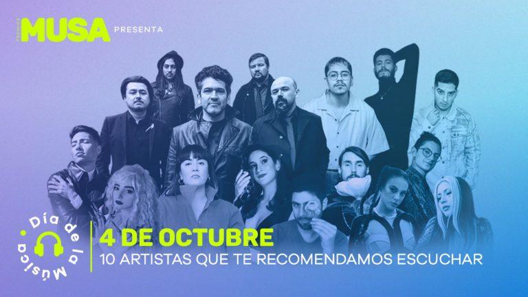 """Premios Musa celebrará el """"Día de la música"""" con especial recomendación"""