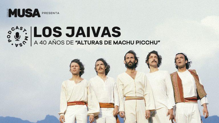 """Premios MUSA presenta: """"Los Jaivas a 40 años de 'Alturas de Machu Picchu'"""""""