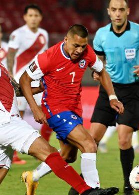 Clasificatorias Qatar 2022: cuándo juega Chile vs Perú
