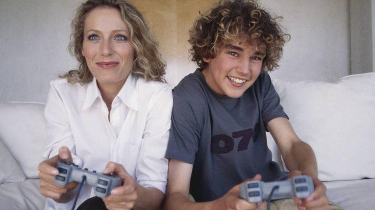 Mamis gamers son las nuevas estrellas de los videojuegos