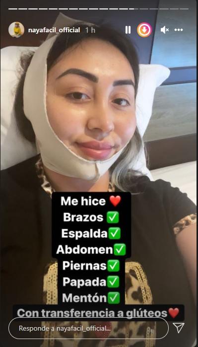 Naya Facil Instagram