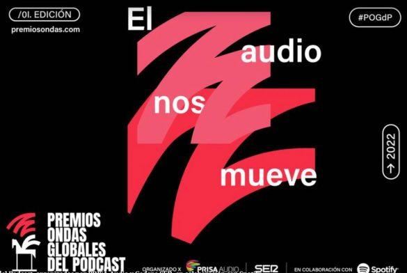 PRISA Audio y Cadena SER: lanzan en conjunto Premios Ondas Globales del Podcast